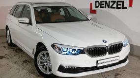 BMW 520xd Touring G31