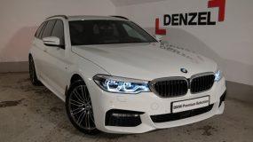 BMW 520d Touring G31 B47