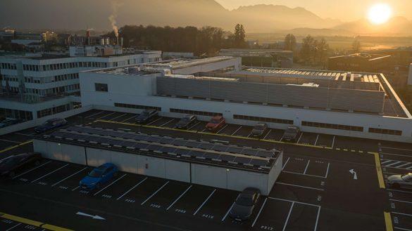 Campus Salzburg Oben